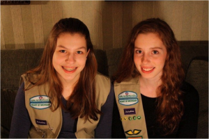 Girl Scout activists