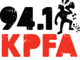 "KPFA interview about ""Without Mercy"""